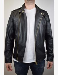Ab Leather Jacket