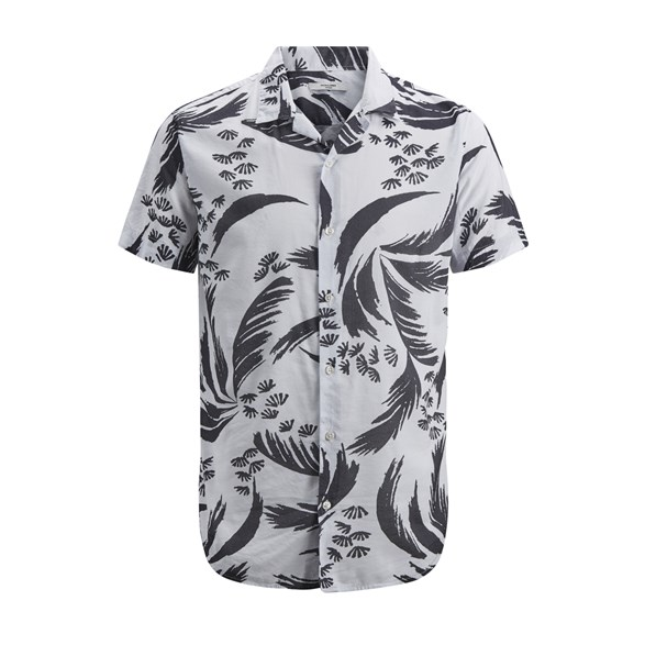 Jprfloral Resort Shirt S/S Kortärmad resortskjorta