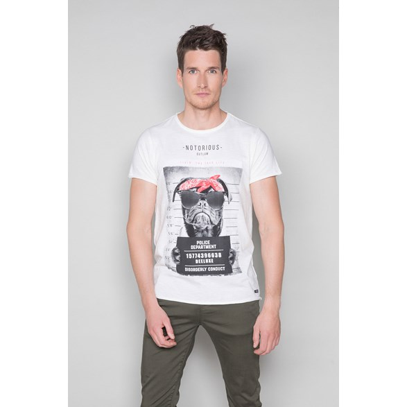 T-shirt Bulldog Bandi T-Shirt